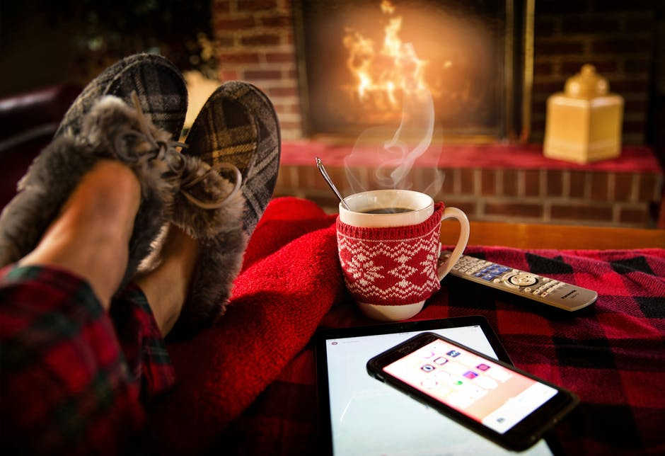 Cozy Winter Geothermal Heating
