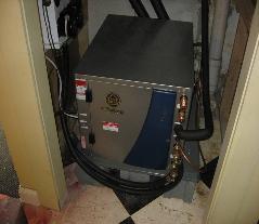 Residential Geothermal Heat Pump