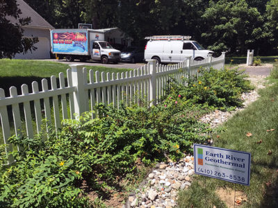Geothermal Heating and Cooling Systems - Loves HVAC & Earth River Geothermal