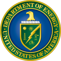 Seal of DOE - Seal of United States Department of Energy
