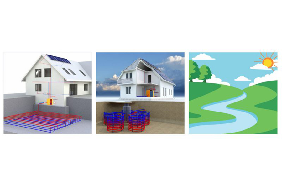 Geothermal Heating and Cooling - Annapolis Maryland Ground Source Heat Pump Contractor