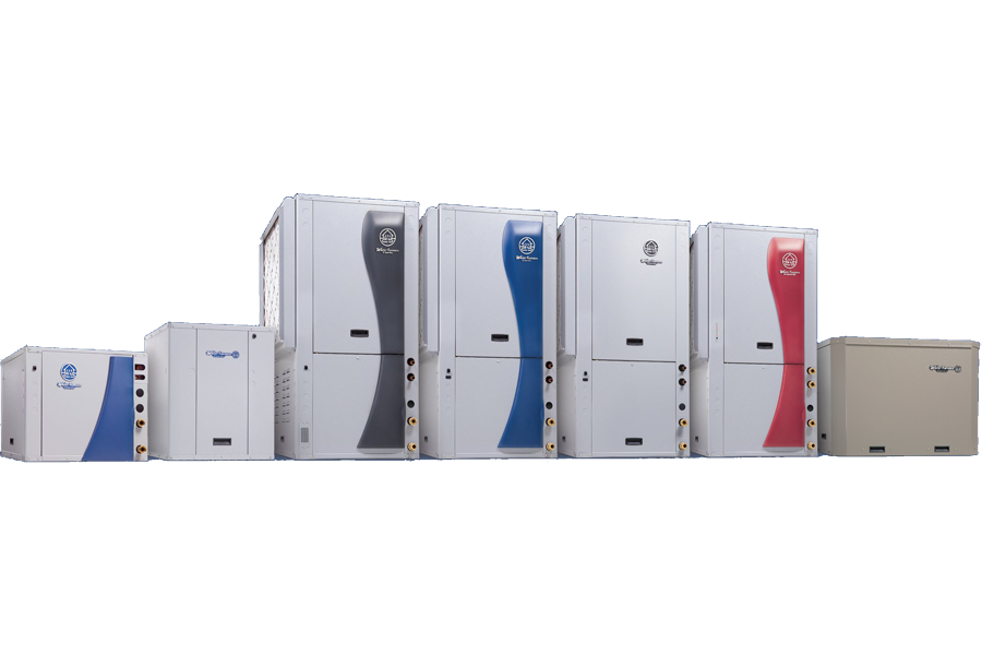 WaterFurnace Geothermal Heating and Cooling Systems - Geothermal Heat Pumps