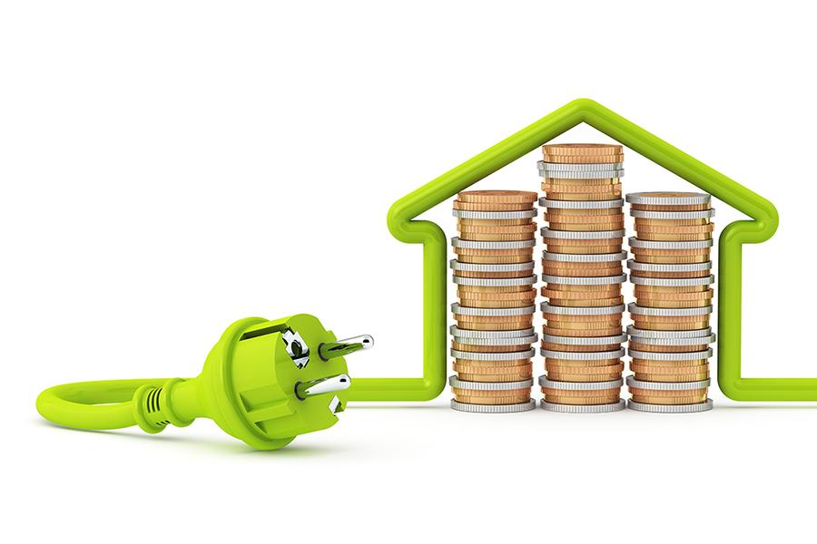 Geothermal Heat Pump Green Energy Savings Green Home